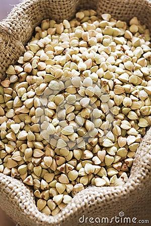 Sack Of Buckwheat