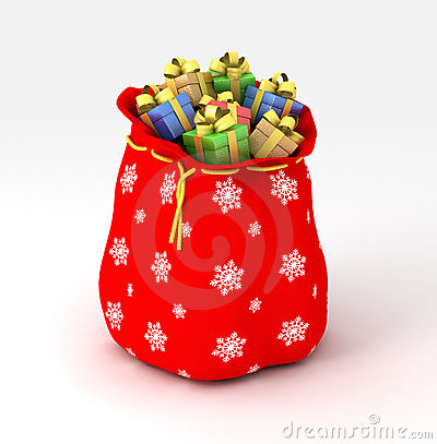Sack of presents