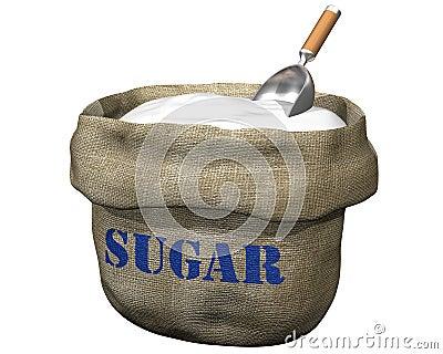 Saco de açúcar