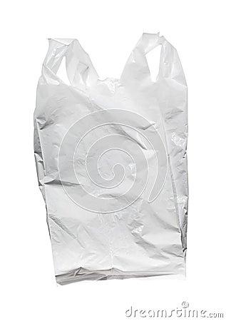 Saco de plástico