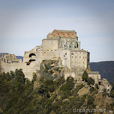 Sacra of san michele