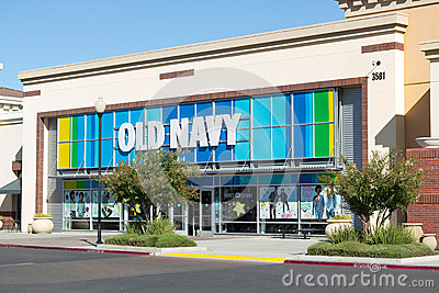 SACRAMENTO, USA - SEPTEMBER 23:  store on September 23, 2013 in Editorial Stock Photo