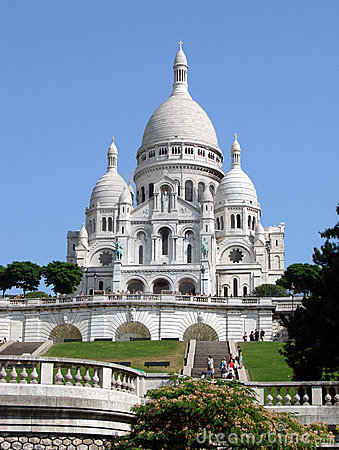 Free Sacre Coeur Royalty Free Stock Images - 2319829
