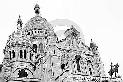 Sacre coeur Cathedral - Paris