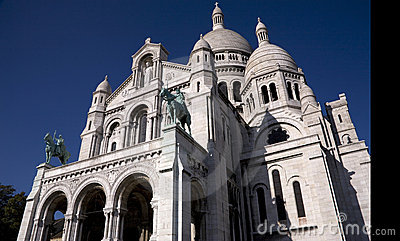 Sacre Coeur - Front Elevation