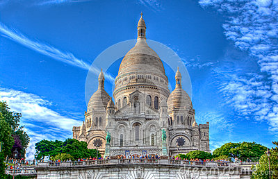 Sacre Coeur, Montmartre, París