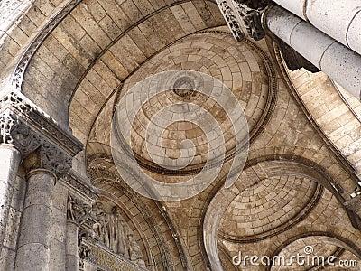 Sacre-Coeur Montmartre Paris
