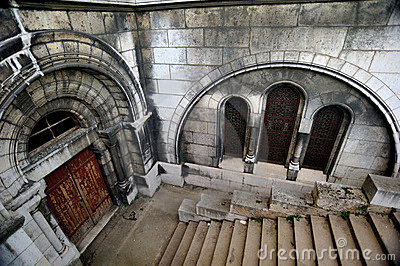 Sacre Couer architecture