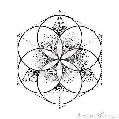 Free Sacred Geometry Stock Image - 67451921