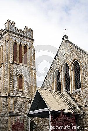 Sacred heart church port of spain trinidad