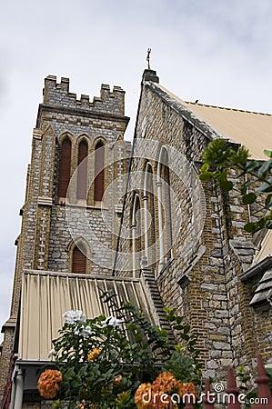 The sacred heart church port of spain trinidad