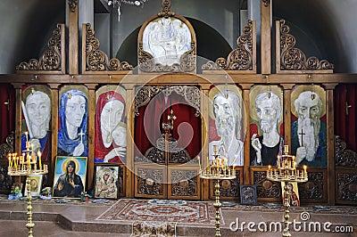 Sacred Paraskeva s chapel