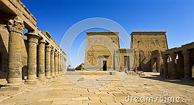 The Sacred Temple Island of Philae