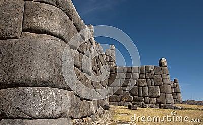 Sacsayhuaman inca fortress