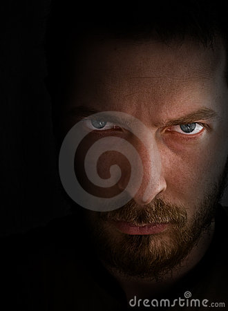 Free Sad And Angry Looking Man Royalty Free Stock Images - 5583199