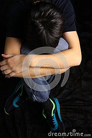 Sad Boy Royalty Free Stock Images Image 12006259