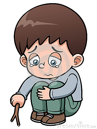 Sad Boy Royalty Free Stock Photos - Image: 32673538
