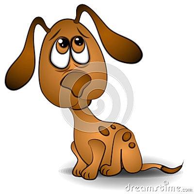 Sad Eyes Dog Puppy Clip Art