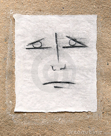 Free Sad Face Stock Photo - 11852260