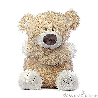Sad and Lonely Teddy Bear