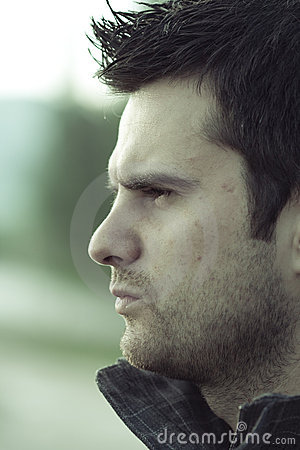 Free Sad Look Royalty Free Stock Images - 9824879