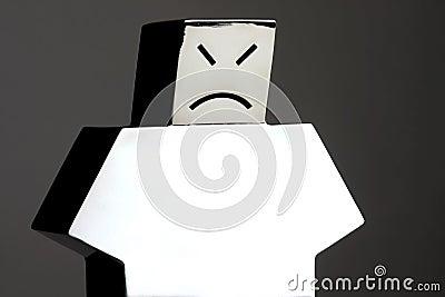 Sad, mad