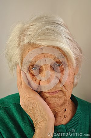 Sad old age