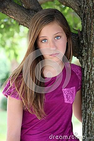 Model Portfolio Teen Girl