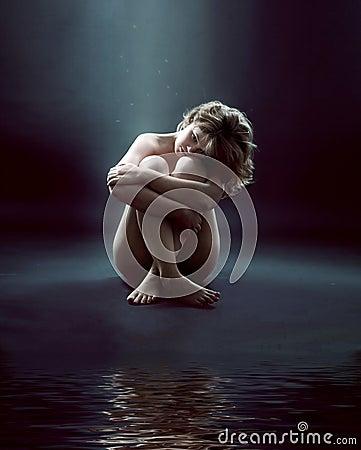 Sad Swan