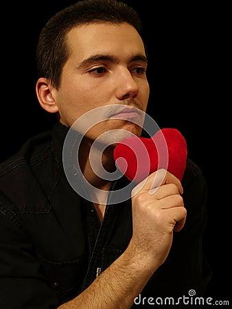 Free Sad Valentine Royalty Free Stock Photography - 1812727