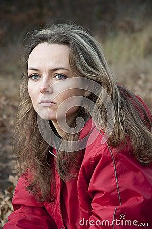 Free Sad Woman Stock Photos - 12862623