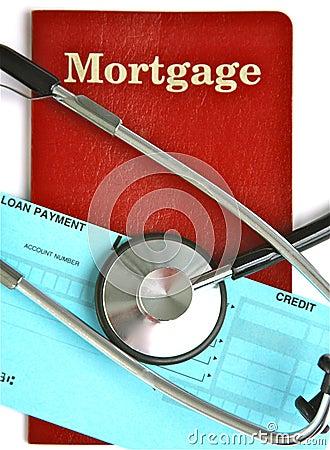 Saúde da hipoteca