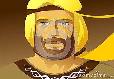 Sadko the slavic character