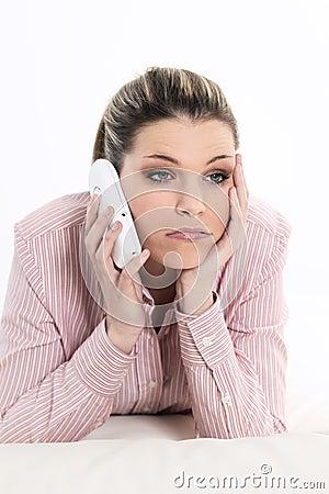 Sadness phone