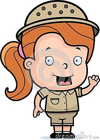 Safari Girl