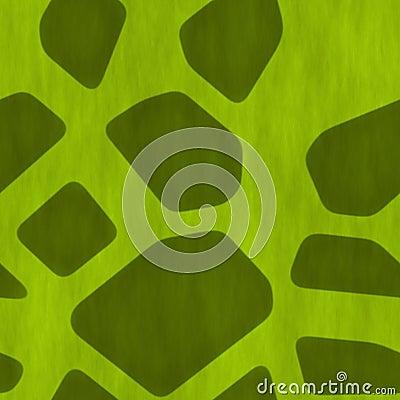 Safari Jungle Themed Seamless Background