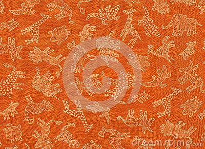 Safari pattern.