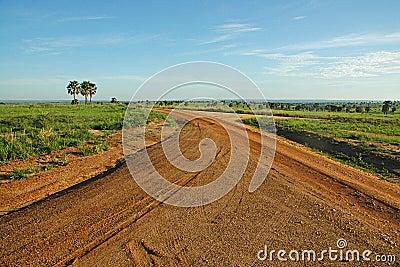 Safari Roads Join in Uganda Africa