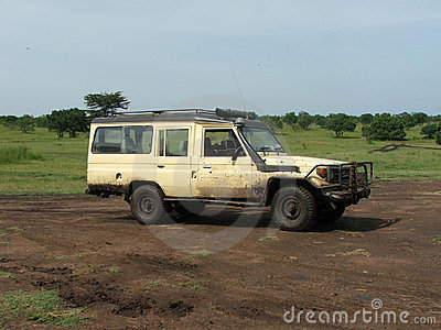 Safari Vehicle
