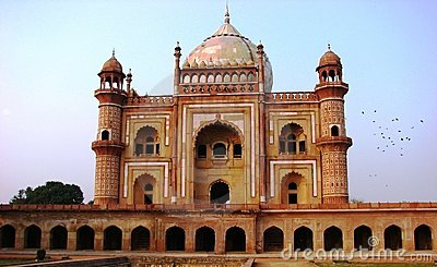 Safdurjung Tomb in New Delhi India