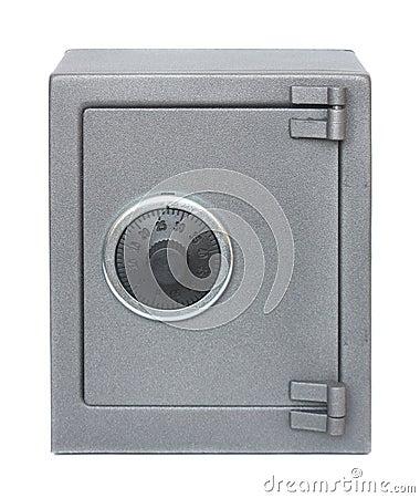 The safe.