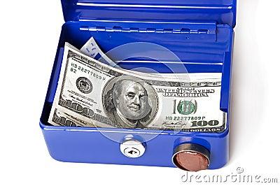 Safe deposit