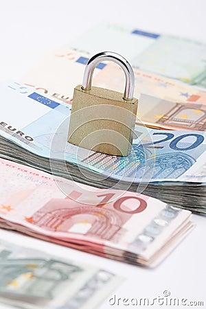 Safe Euro money