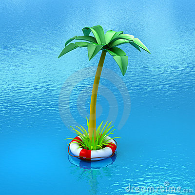 Safe tropical adventure