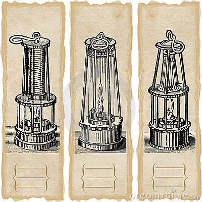 Safety lamps