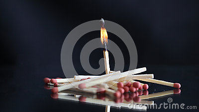 Safety match