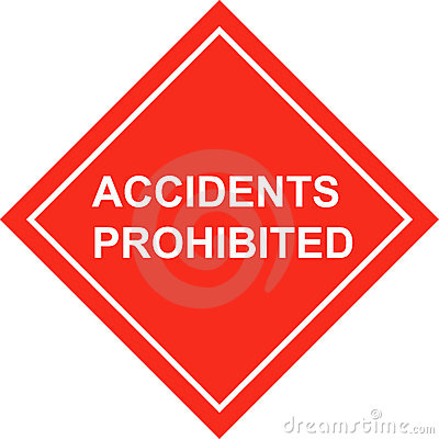 Safety placard accidents