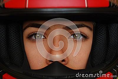 Safety - Racer Girl