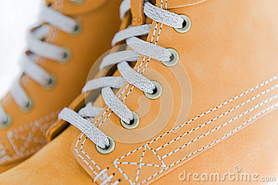Safety shoes details