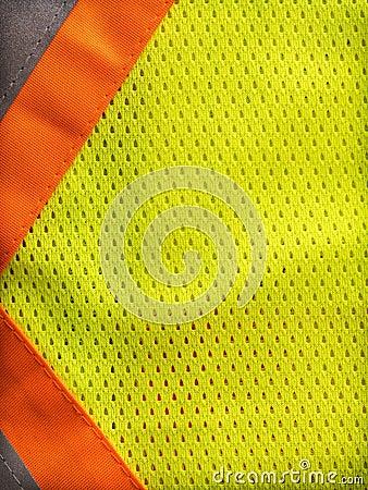 Safety vest background